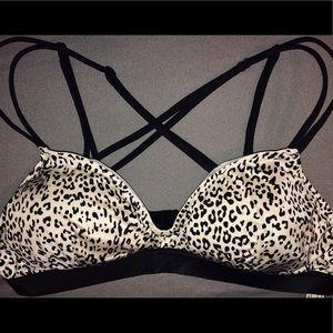 Victoria's Secret Unlined Strappy Bralette